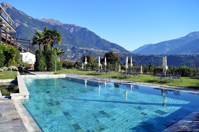 Hotel Giardino Marling, un lusso a 5 stelle a Merano
