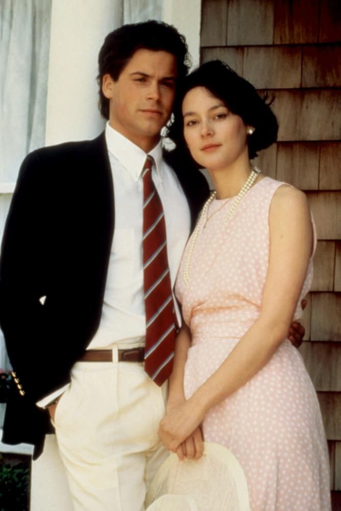 MASQUERADE, Rob Lowe, Meg Tilly, 1988.   Fashion in 2019 ...