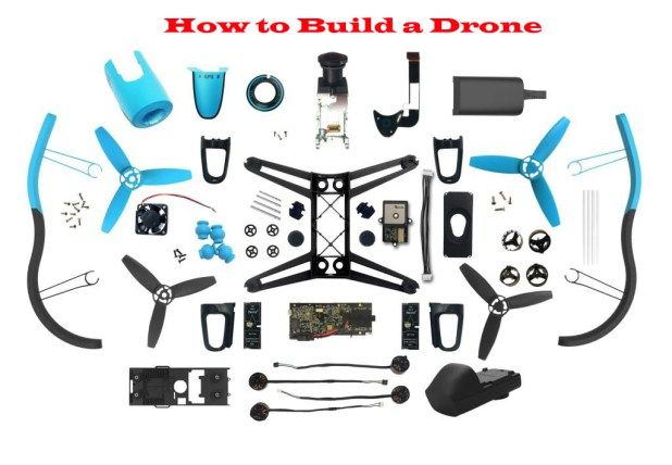 How To Build A Drone Diy Drone Build Your Own Drone Quadcopter Diy