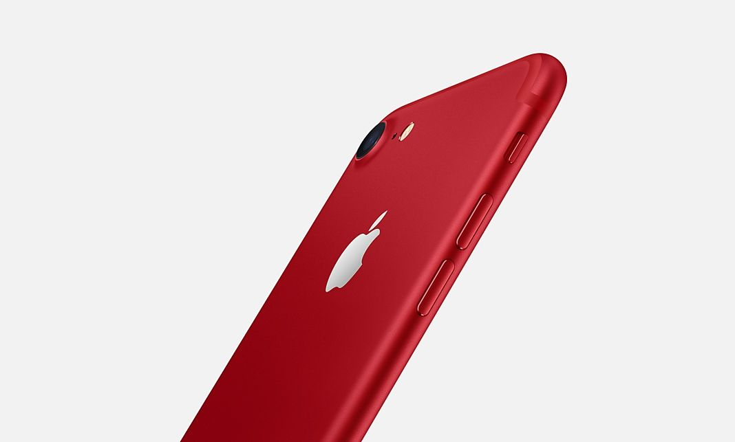 Iphone 7 Product Red Special Edition Kaufen Apple De Iphone Iphones Iphone 7