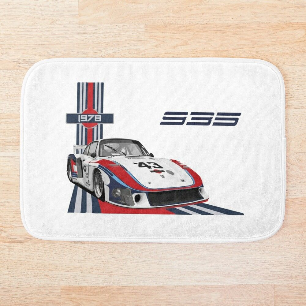 Get My Art Printed On Awesome Products Support Me At Redbubble Rbandme Https Www Redbubble Com Shop P 39175516 Evftz Asc U In 2020 Vintage Bath Mat Race Cars