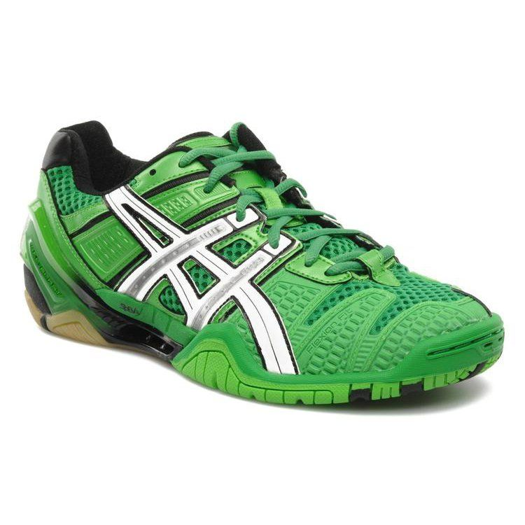 Asics Gel-Blast 4 Green Indoor Court Shoes