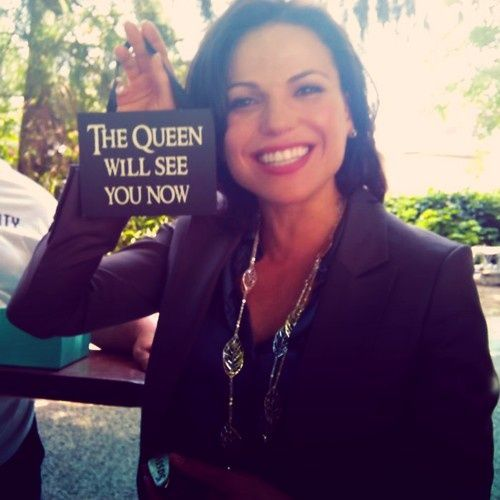 Evil Queen | Lana Parrilla