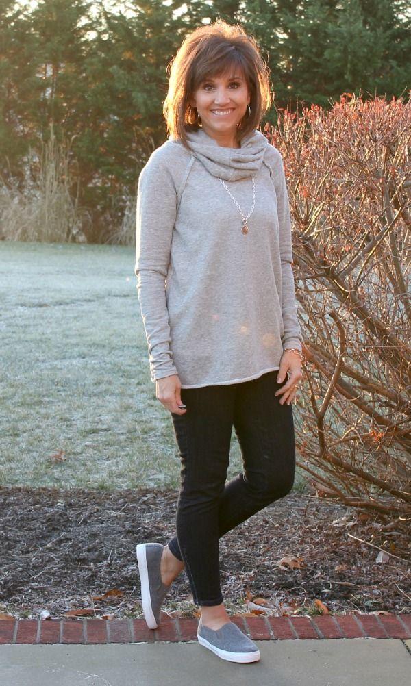 31 Days of Winter Fashion - Day 17 - Cyndi Spivey