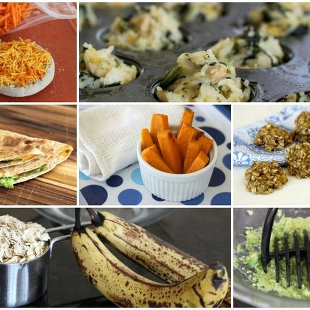 Cheap & Healthy Meal Ideas For 1-Year-Old Babies
