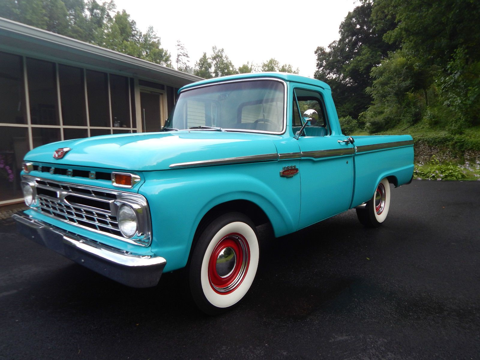 1966 ford f 100 twin i beam ebay