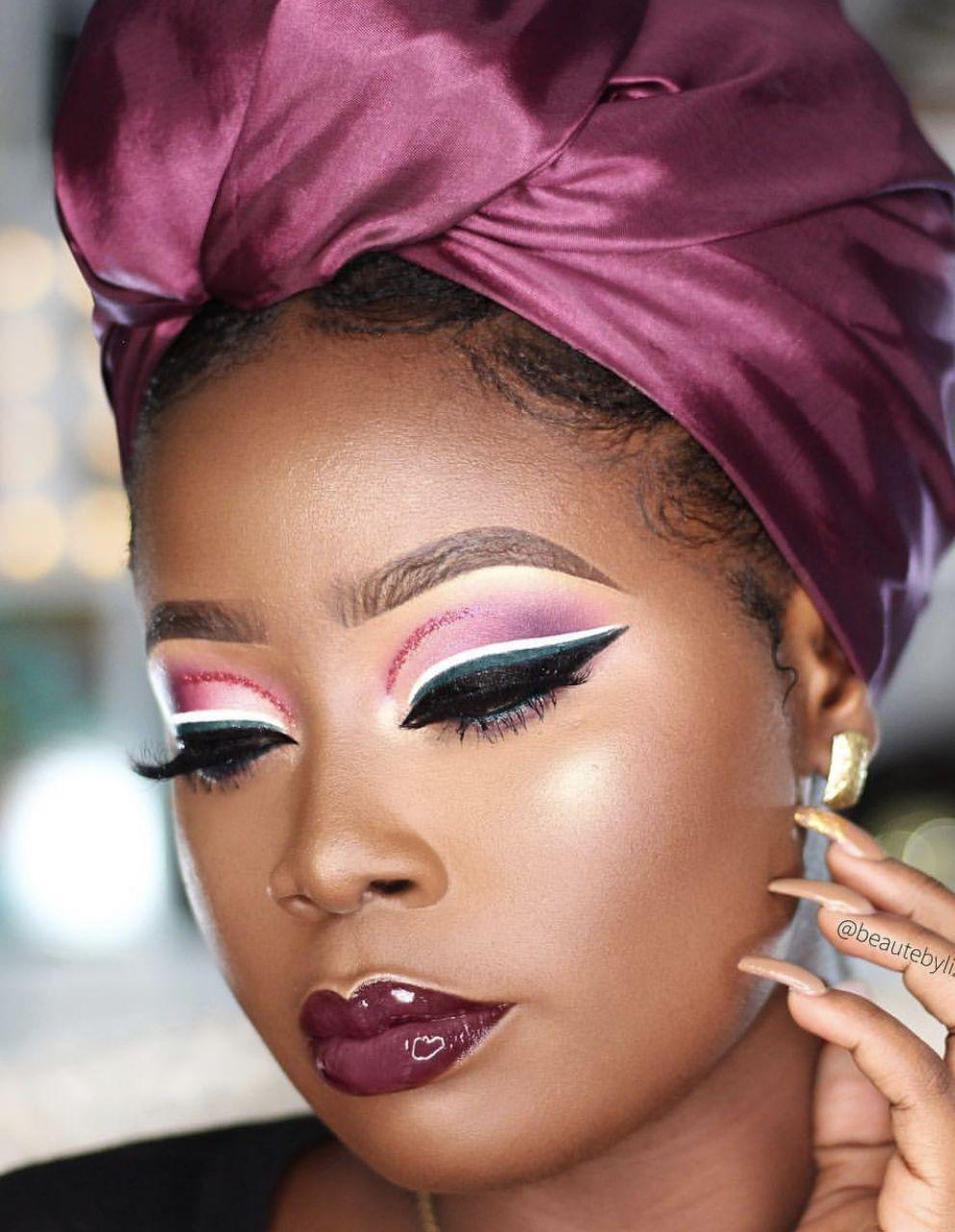 Makeup for black women Makeup for black women, Makeup