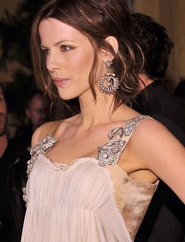 love this look - Kate Beckinsale #fashion