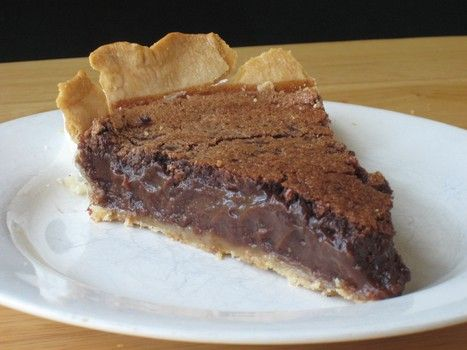 minny chocolate pie