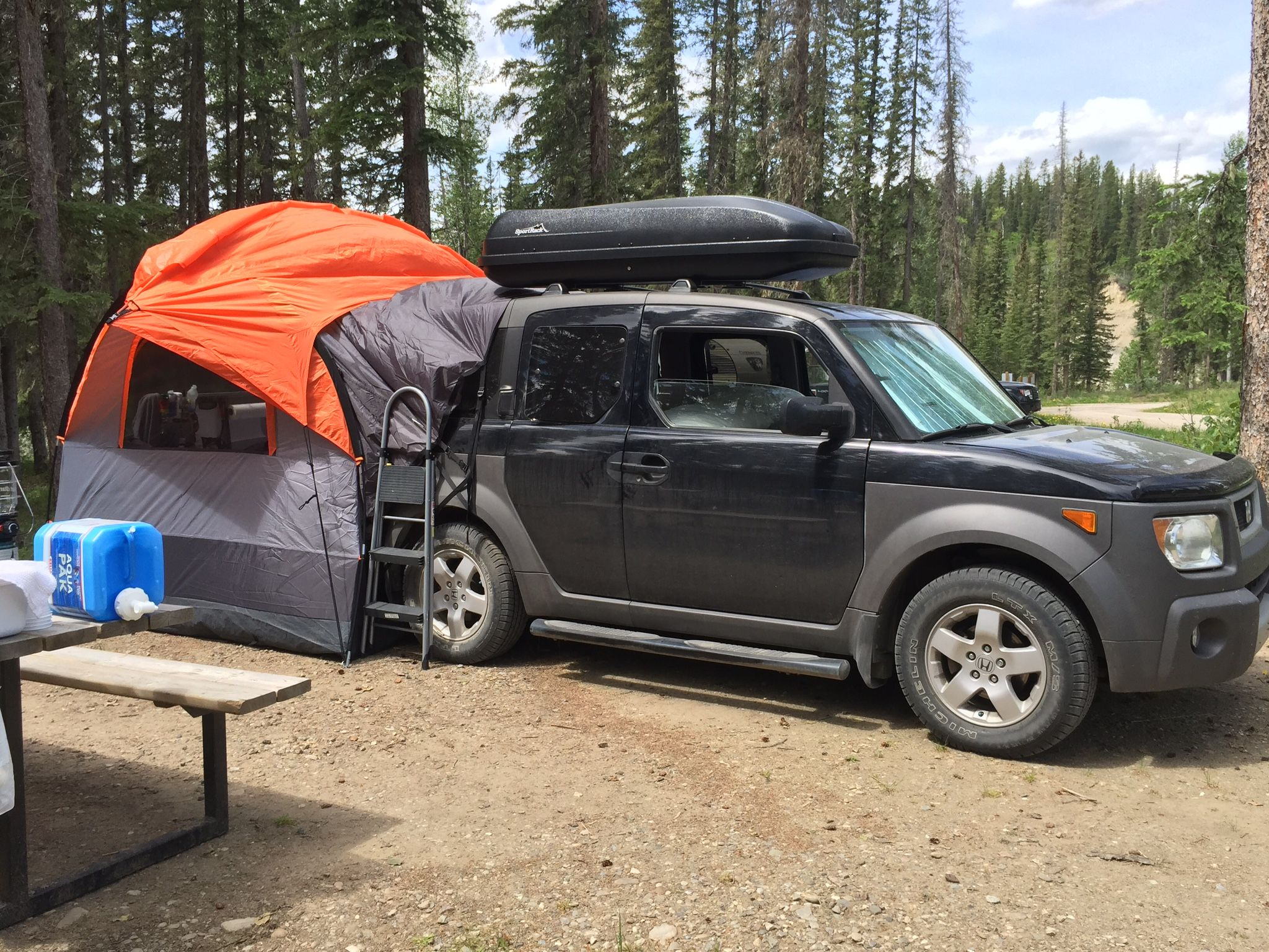 Best Honda Element Camping Ideas Only On Pinterest Honda