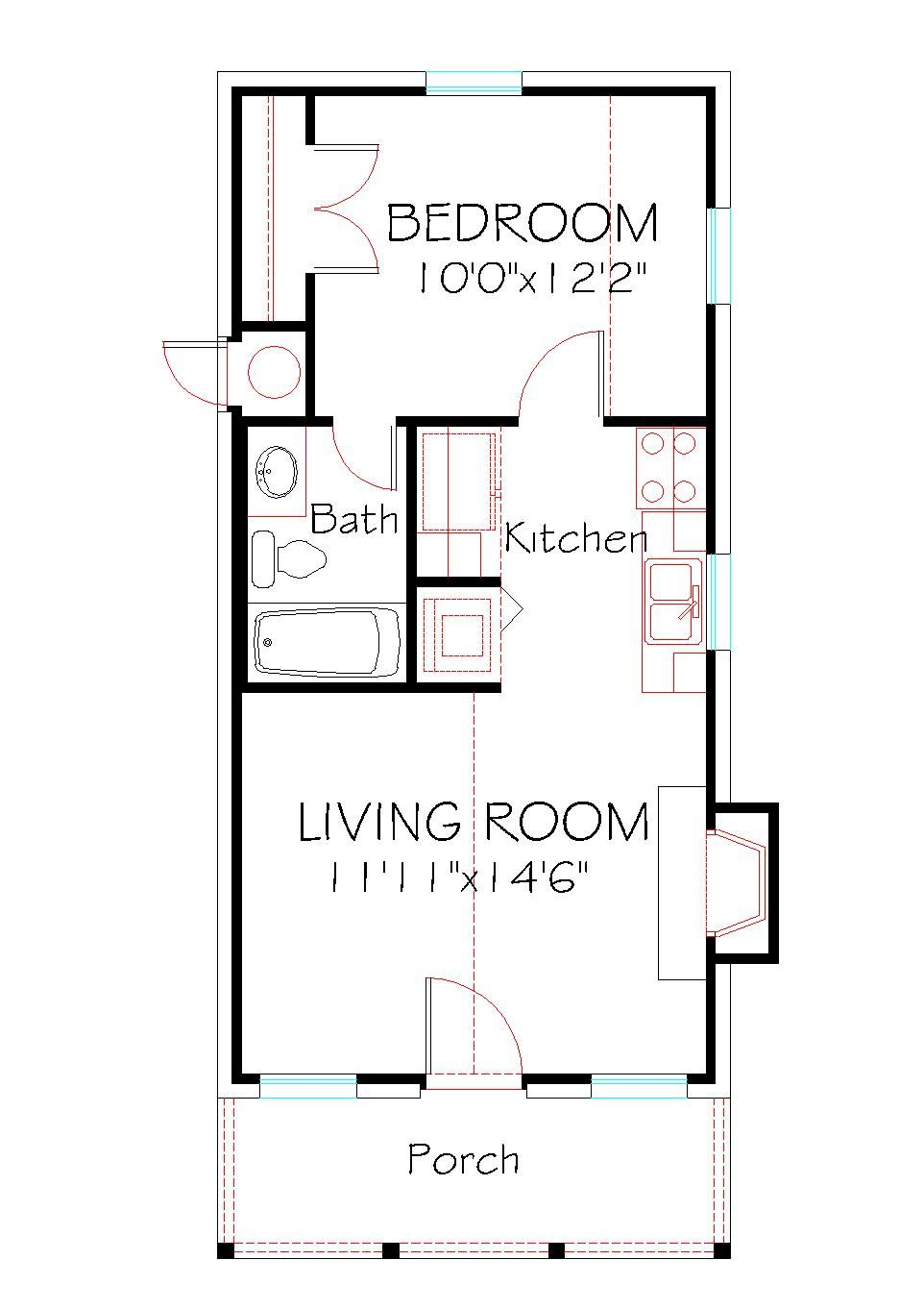 520-149 FLR PLAN-Model | Small house floor plans, Tiny house ... on big house floor plans ranch, home floor plans ranch, townhouse floor plans ranch, tiny living room ranch,