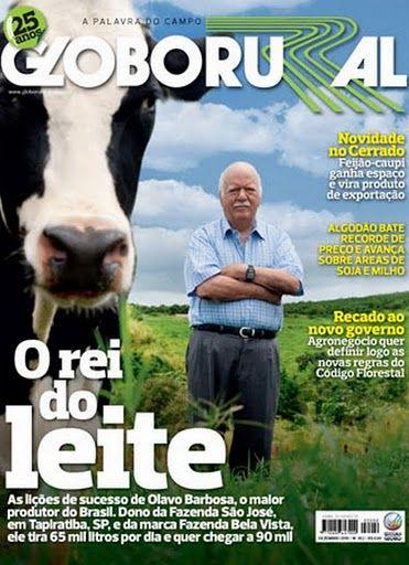 Olavo Barbosa - o rei do gado leiteiro http://terceirotempo.bol.uol.com.br/que-fim-levou/olavo-barbosa-5617