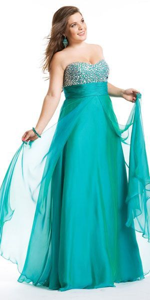Plus Size Prom Dresses Everything Pinterest Prom Prom Dresses