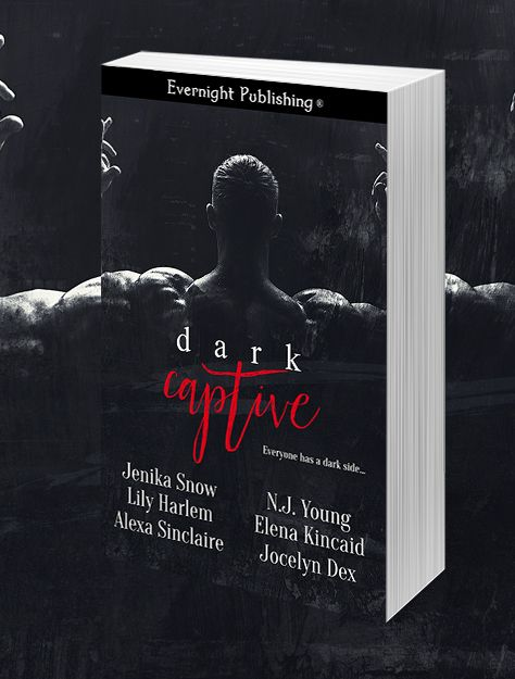 Dark Captive – Dark MF Erotic Romance Anthology | Books
