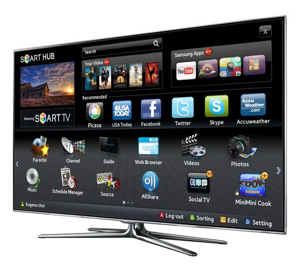 Step into your Smart TV