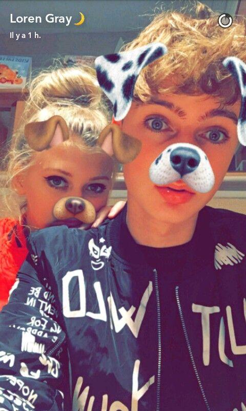 Alex grey snapchat
