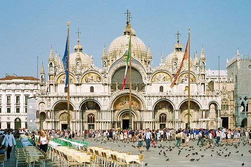 Basilica Di San Marco Places To Travel Places To Go Places Of Interest