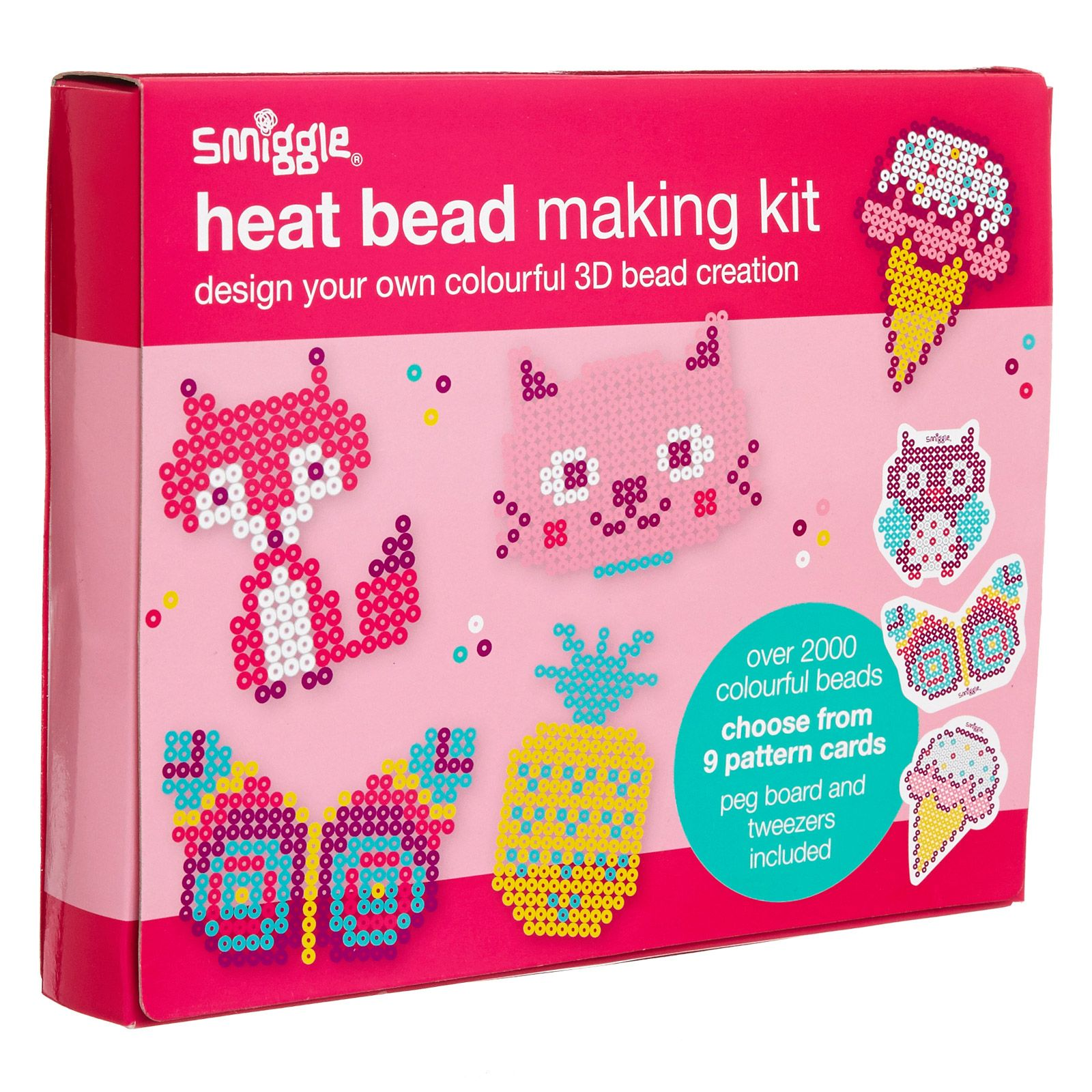 For Chloe Diy Heat Beads Kit - Smiggle (From Chloes