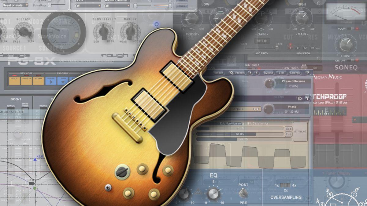 The 16 Best Free Garageband Plugins Garage Band Home Recording Studio Plugins