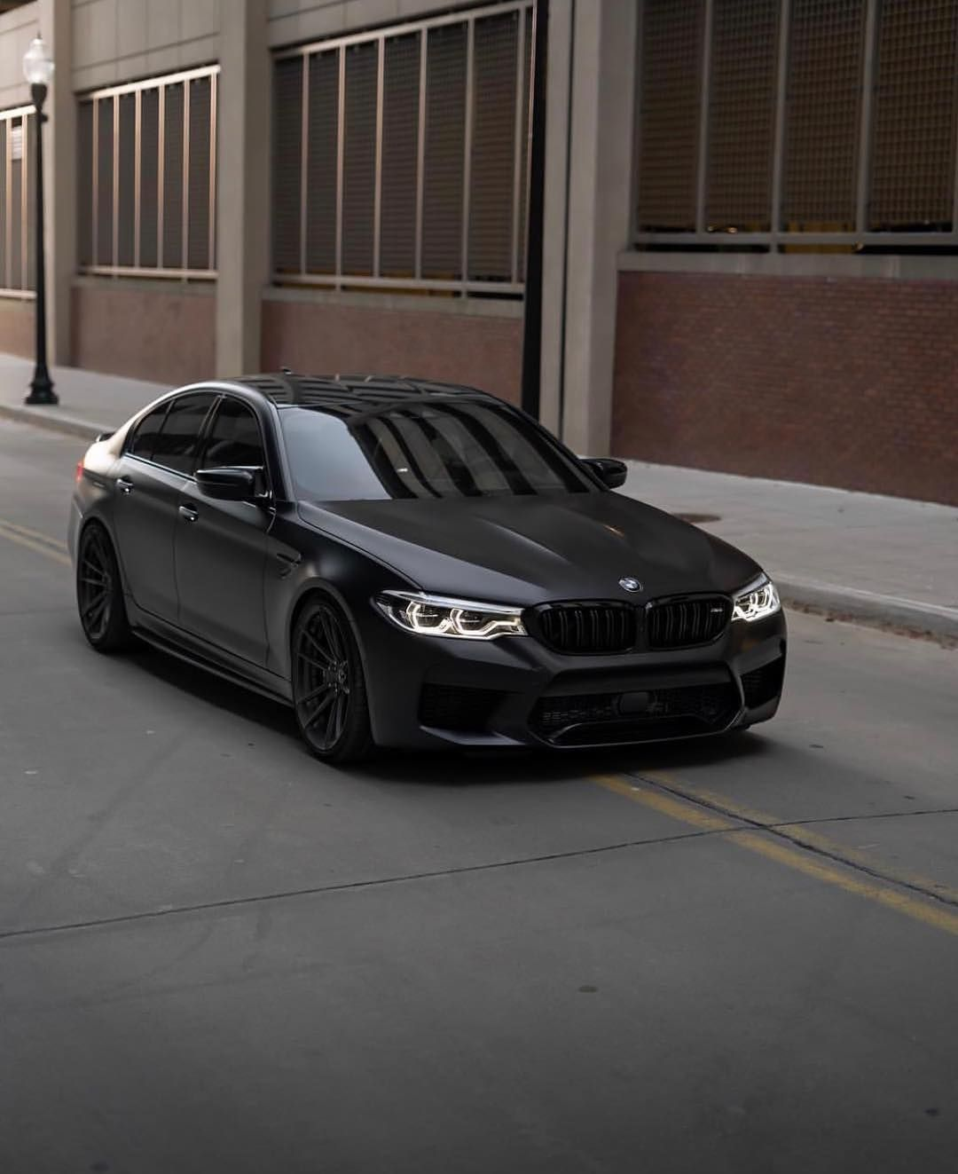Bmw F90 M5 In Black Sapphire Metallic With Xpel Stealth Wrap