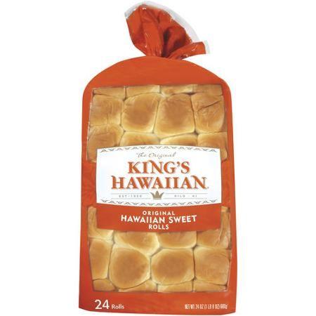 King S Hawaiian Rolls Original Hawaiian Sweet Dinner Rolls 24 Count Bag Walmart Com Sweet Dinner Rolls Hawaiian Sweet Rolls Hawaiian Sweet Breads