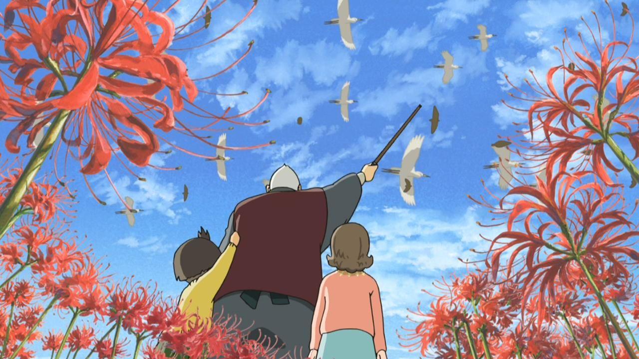 mai mai miracle movie Anime films, Anime, Satoshi kon