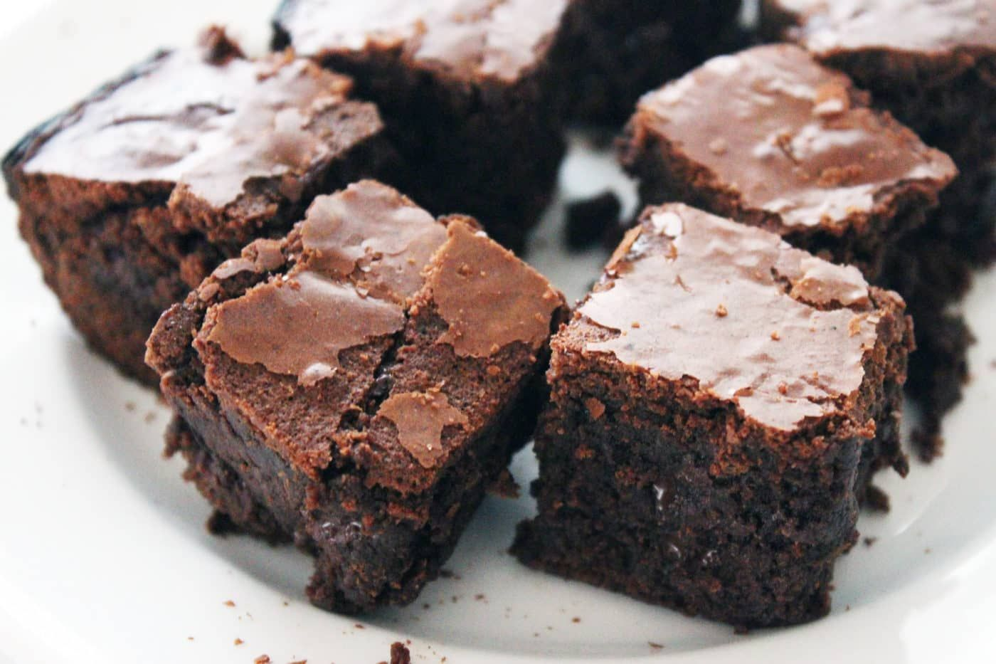 Fudgy Brownies Recipe If You Give A Blonde A Kitchen Recipe Fudgy Brownie Recipe Brownie Recipes Brownies Recipe Homemade