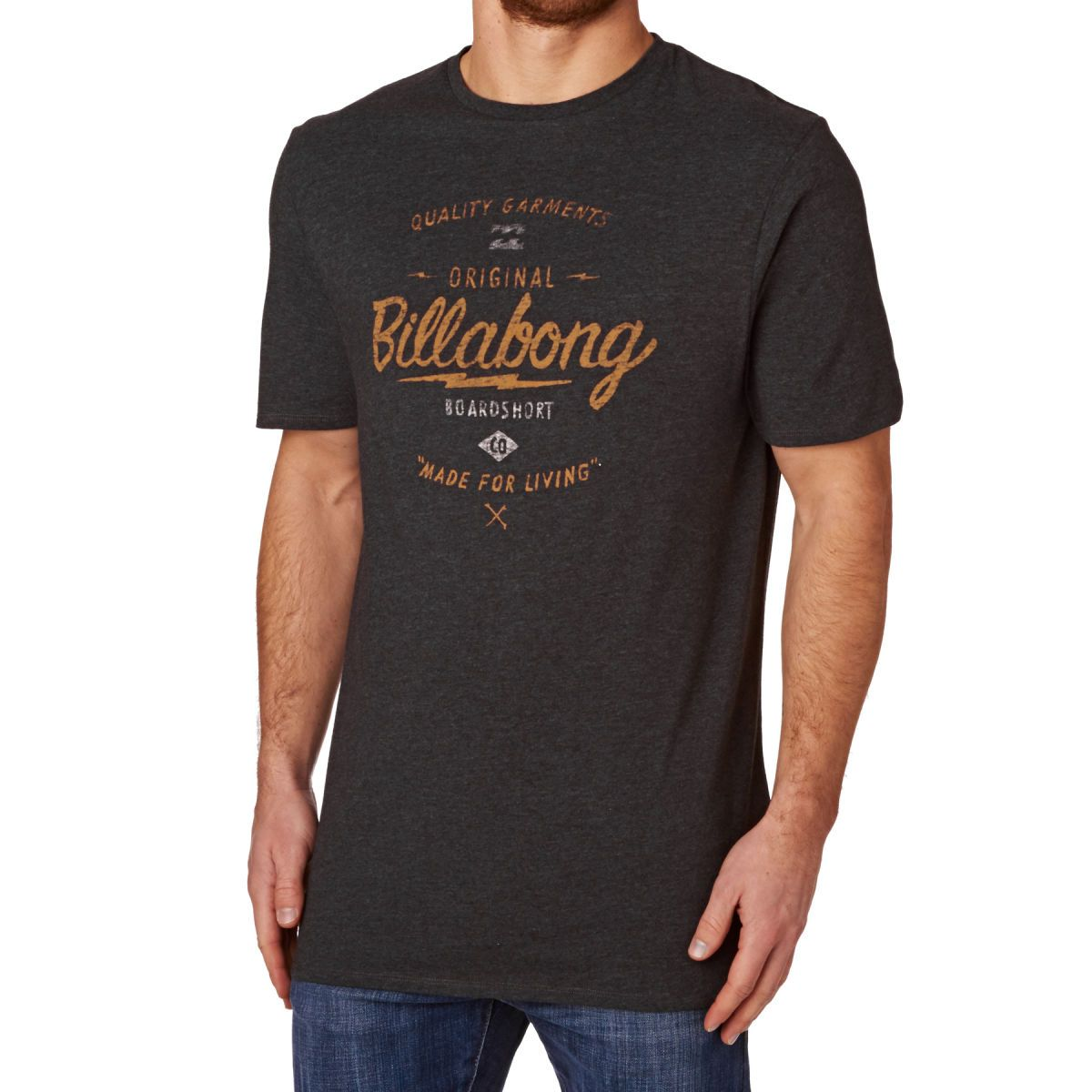 Billabong Choppers T-shirt - Black | Diseño de Polos | Pinterest ...