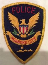 Pueblo Police Department SWAT shoulder patch