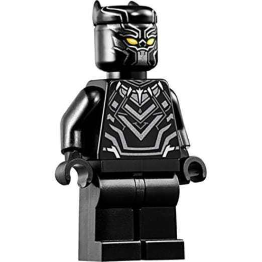 Lego Black Panther Avengers Civil War Super Heroes Marvel ...