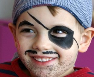 grimage pirate grimage pinterest maquillage enfant nid de paques et maquillage. Black Bedroom Furniture Sets. Home Design Ideas