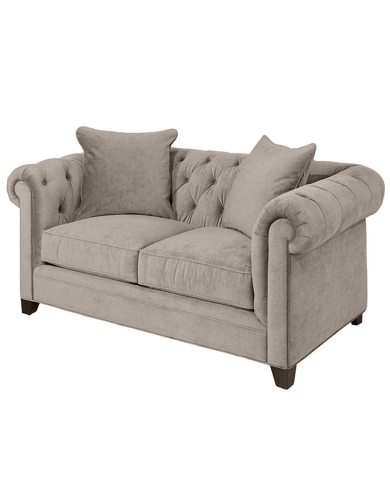 Swell Saybridge 68 Loveseat Created For Macys Homely Love Pabps2019 Chair Design Images Pabps2019Com