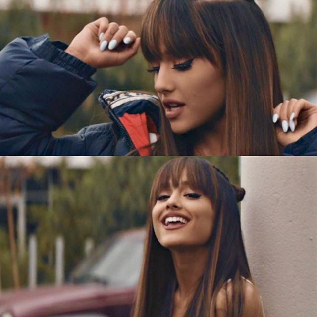 """Mv Kiss And Makeup: Ariana In The """"Everyday"""" Music Video"""