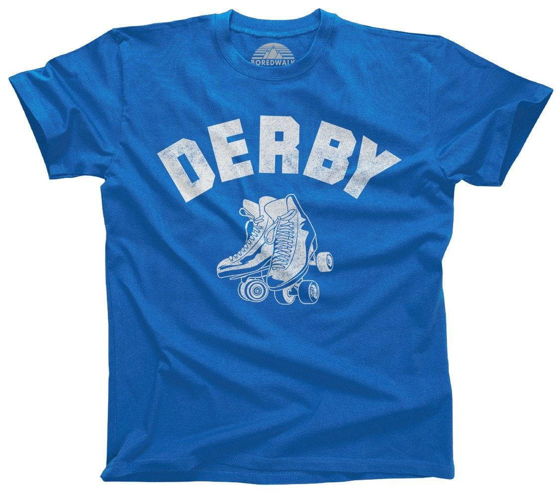 Men's Roller Derby T-Shirt