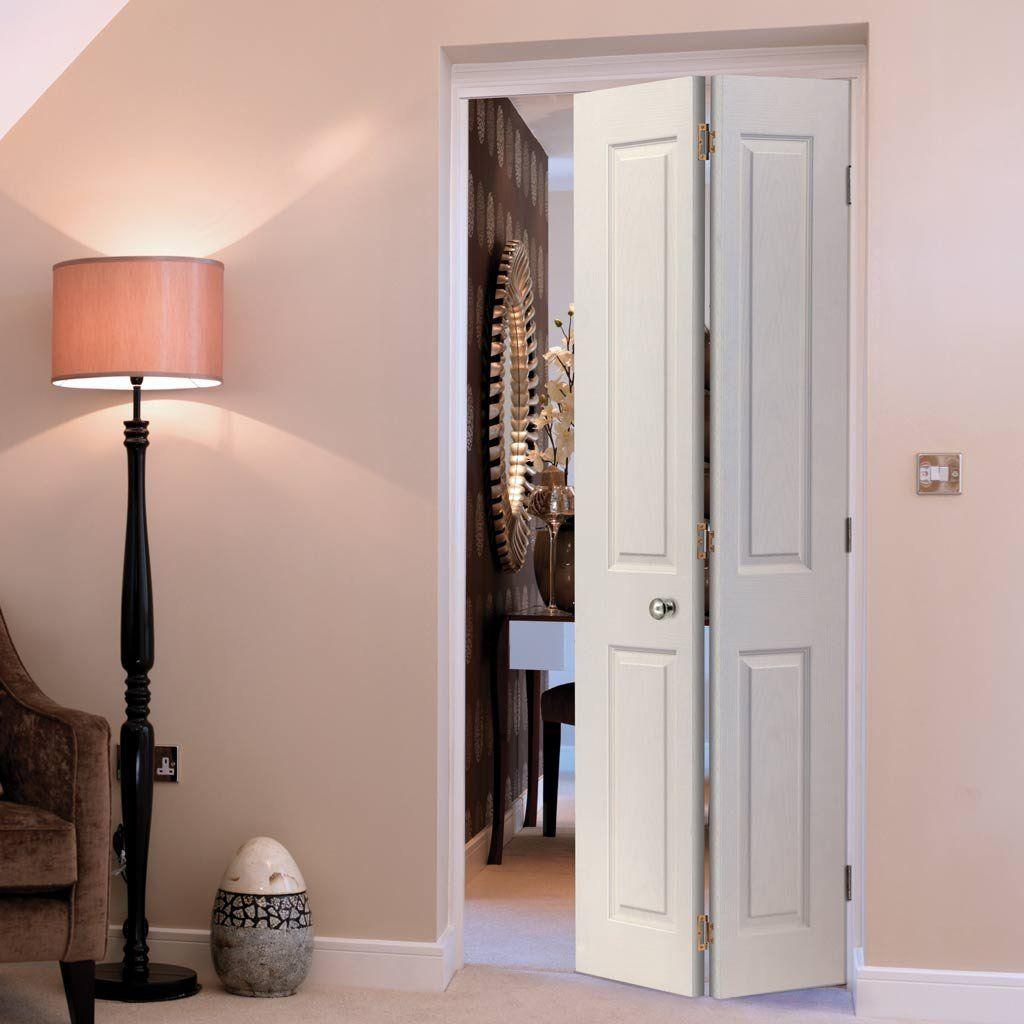 Jbk Internal Folding Doors Canterbury Bi Fold Bifold Door Bi Fold Doors Internalfodlingdoors Internal Folding Doors White Bifold Doors Folding Doors