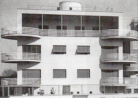 Adalberto Libera / Villino tipo A, Roma / 19321934