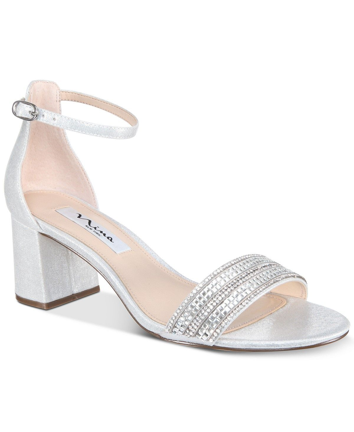 560ac158fef6 Nina Elenora Pumps - Evening   Wedding - Shoes - Macy s