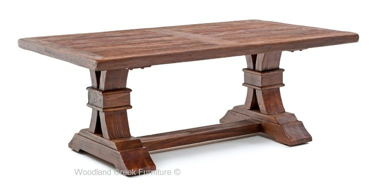 Charmant Our Modern Tuscan Coffee Table Is An Exclusive Design To Woodland Creek  Furniture. Description From Woodlandcreekfurniture.com.