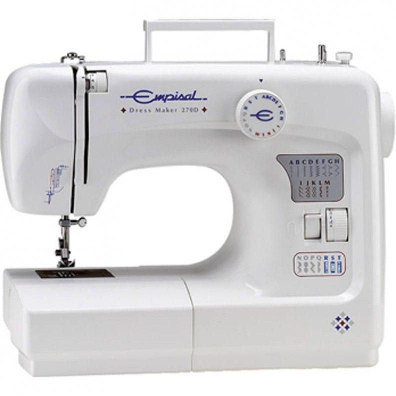my first sewing machine.