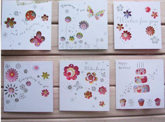 Diy greeting cards birthday cards christmas cards 100pcslotfree diy greeting cards birthday cards christmas cards 100pcslotfree shipping easypin m4hsunfo