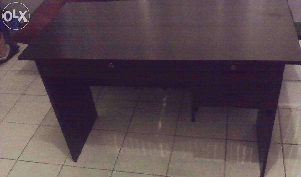 Office Table For Sale Philippines Find 2nd Hand Used Office Table On Olx Office Table Home Decor Home Tools
