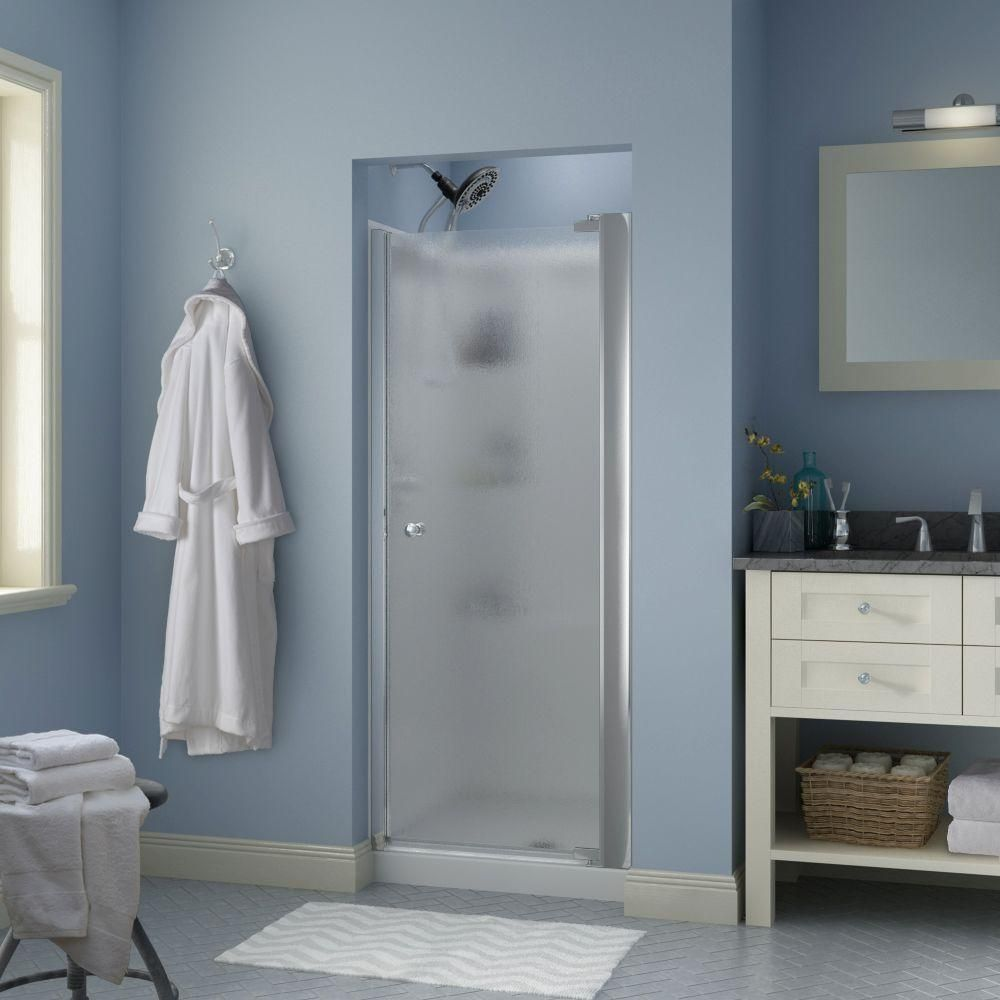 Pivoting Shower Door Delta | http://sourceabl.com | Pinterest ...