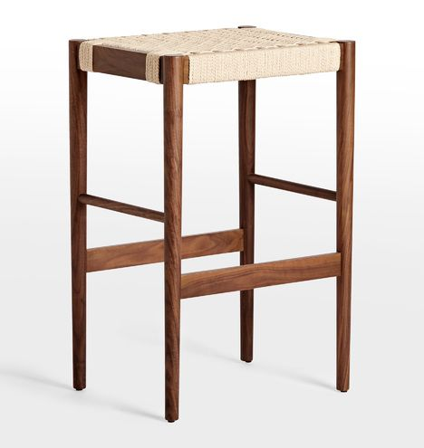 Shaw Walnut Bar Stool Products Bar Stools Counter