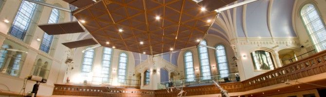 AIR Lyndhurst Hall