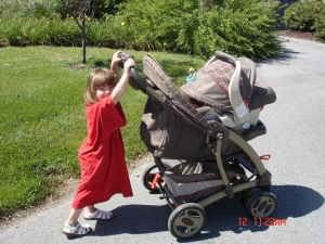 Stroller, 2 bases, infant car seat - $80 (Exton/Downingtown)