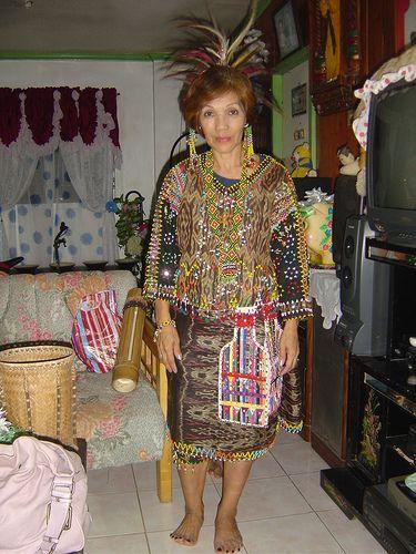 Bagobo costume | bagobo tribe | Costumes, Filipiniana, Fashion