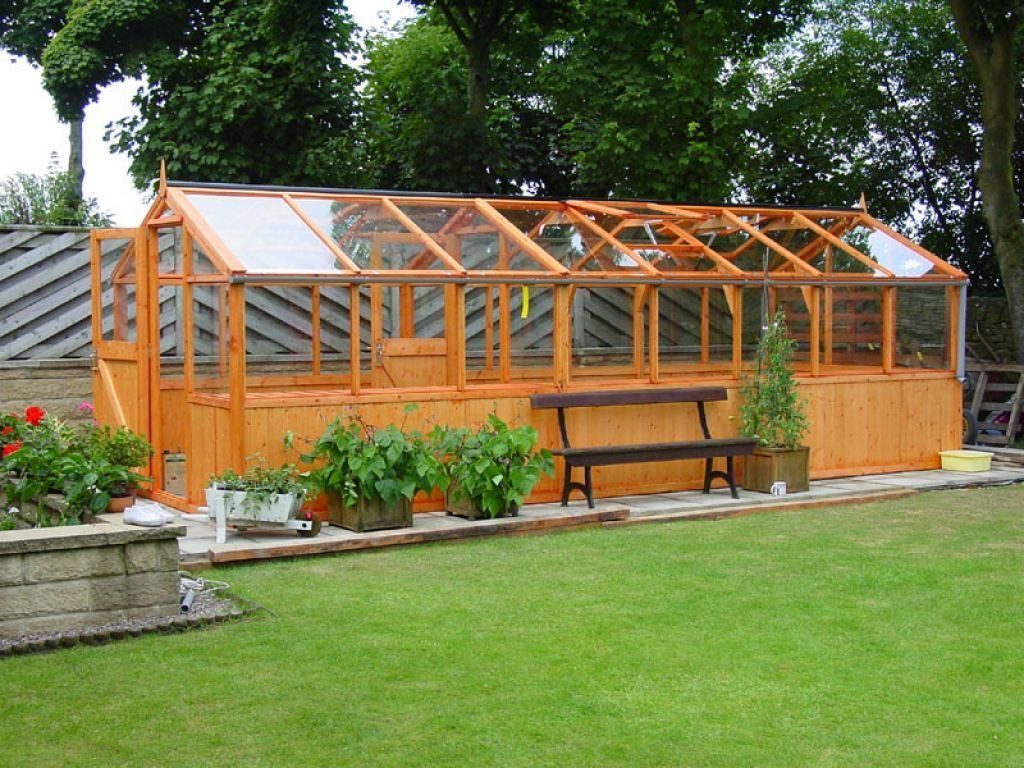 Outdoor , Inexpensive Greenhouse Design Ideas with Extravagant ...