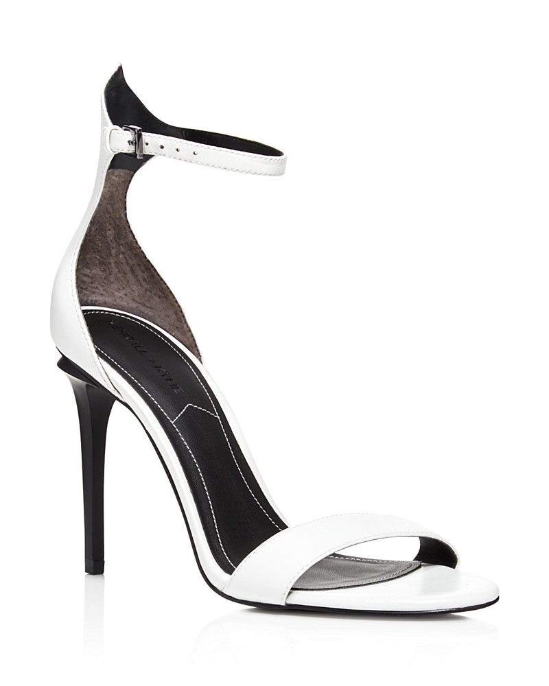 140.00$  Watch now - http://vixsq.justgood.pw/vig/item.php?t=jqjhedj57798 - KENDALL and KYLIE Elin Ankle Strap High Heel Sandals - 100% Exclusive 140.00$