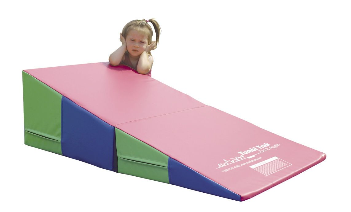 for pink play home landing mats mat gym and cheer implay gymnastic agility crash