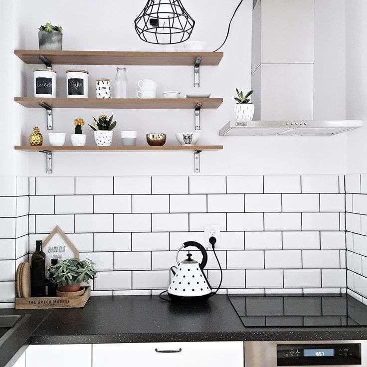 Come arredare la cucina in stile nordico nel 2019 for Arredare piccole cucine